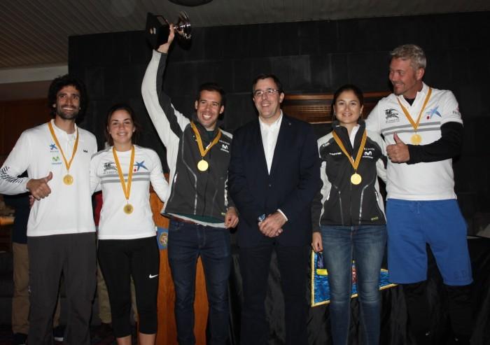 5223.1º del Campionat de Catralunya 2018 de J80, Bribón Movistar de Marc de Antonio
