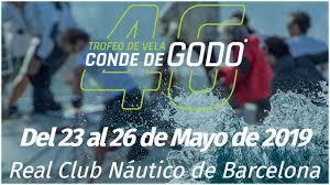 Anuncio de regatas 46 Trofeo de Vela de Conde Godó