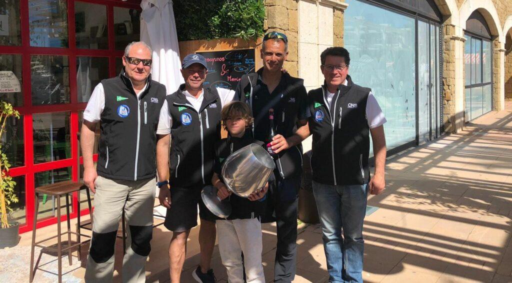 Da Bruno Marbella Team_campeones de Andalucía