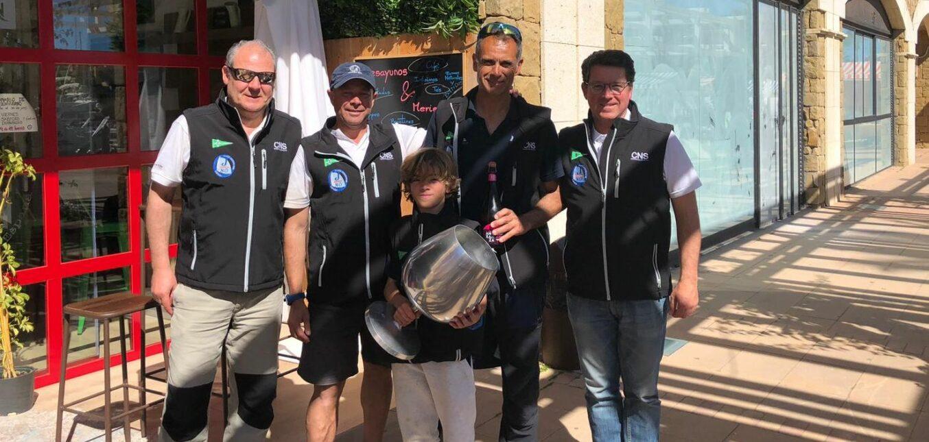 'Da Bruno-Marbella Team' renueva título autonómico en Sotogrande