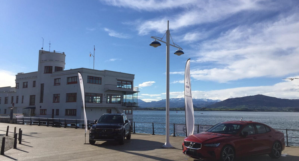 Los J80 comienzan a disputar el Trofeo Volvo