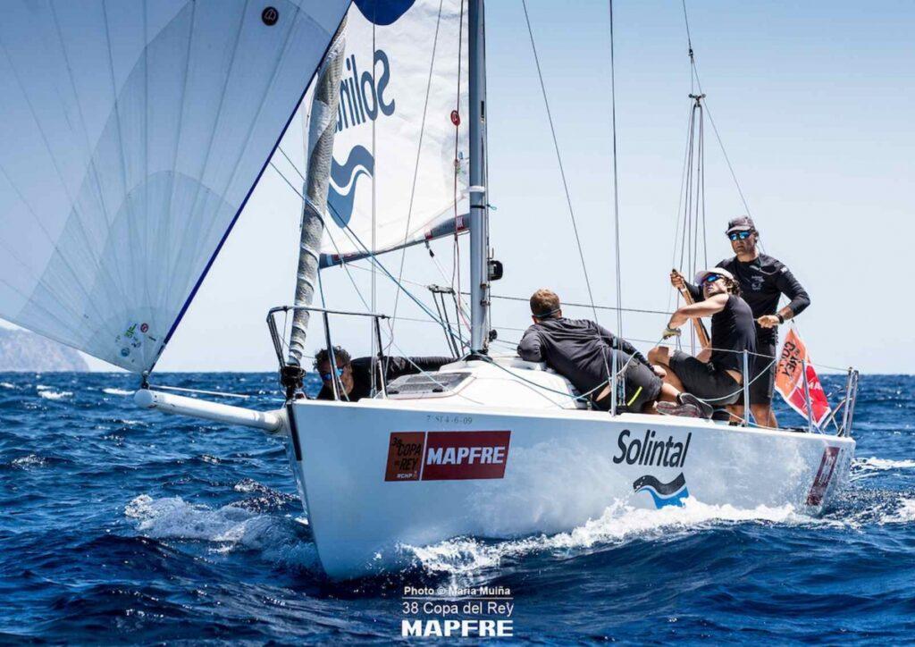 La bahía de Palma confirma su reputación en el arranque de la 38 Copa del Rey MAPFRE