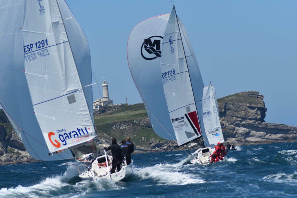 La Flota Española,con Rayco Tabares a la cabeza, a por el Mundial de J80