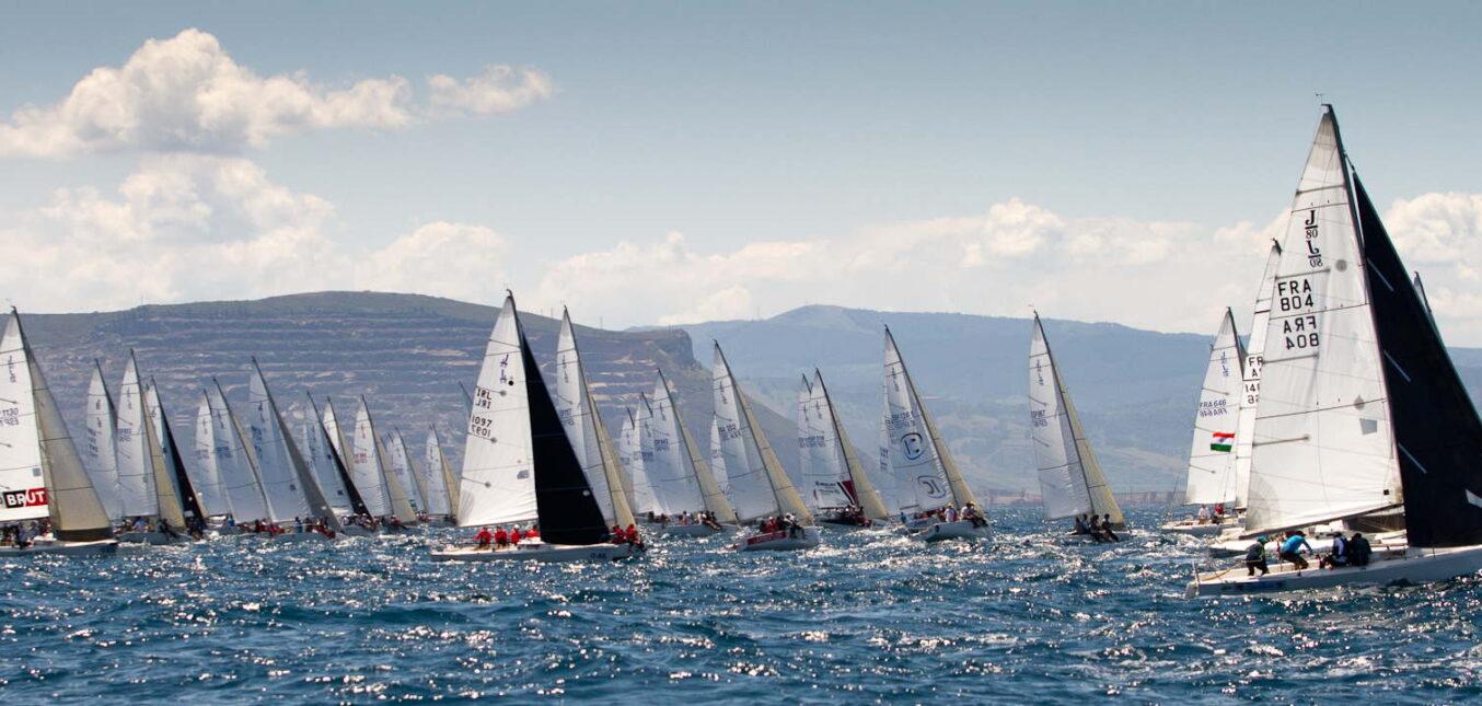 La clase J80 España tendrá circuito nacional 2020