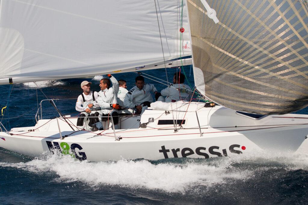 Consulta el ranking J80 Sailing Series