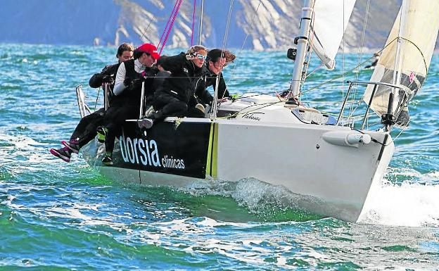El 'Dorsia' de Vía-Dufresne gana la I Women's Sailing Cup