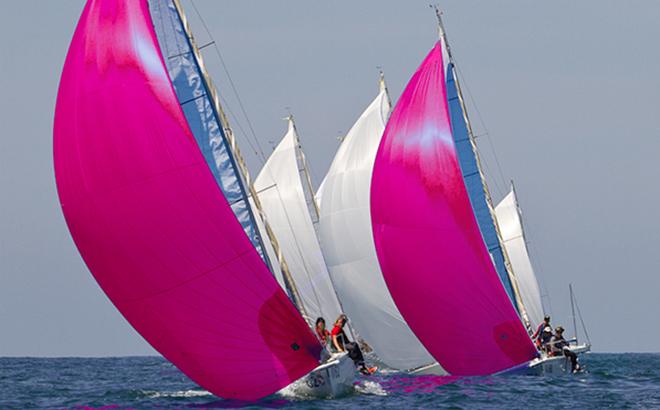 La J80 'Women´s Cup', reservada a las mujeres regatistas, será uno de los puntos fuertes del año