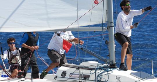 «Marina Rubicón I»nuevo campeón de Canarias J80