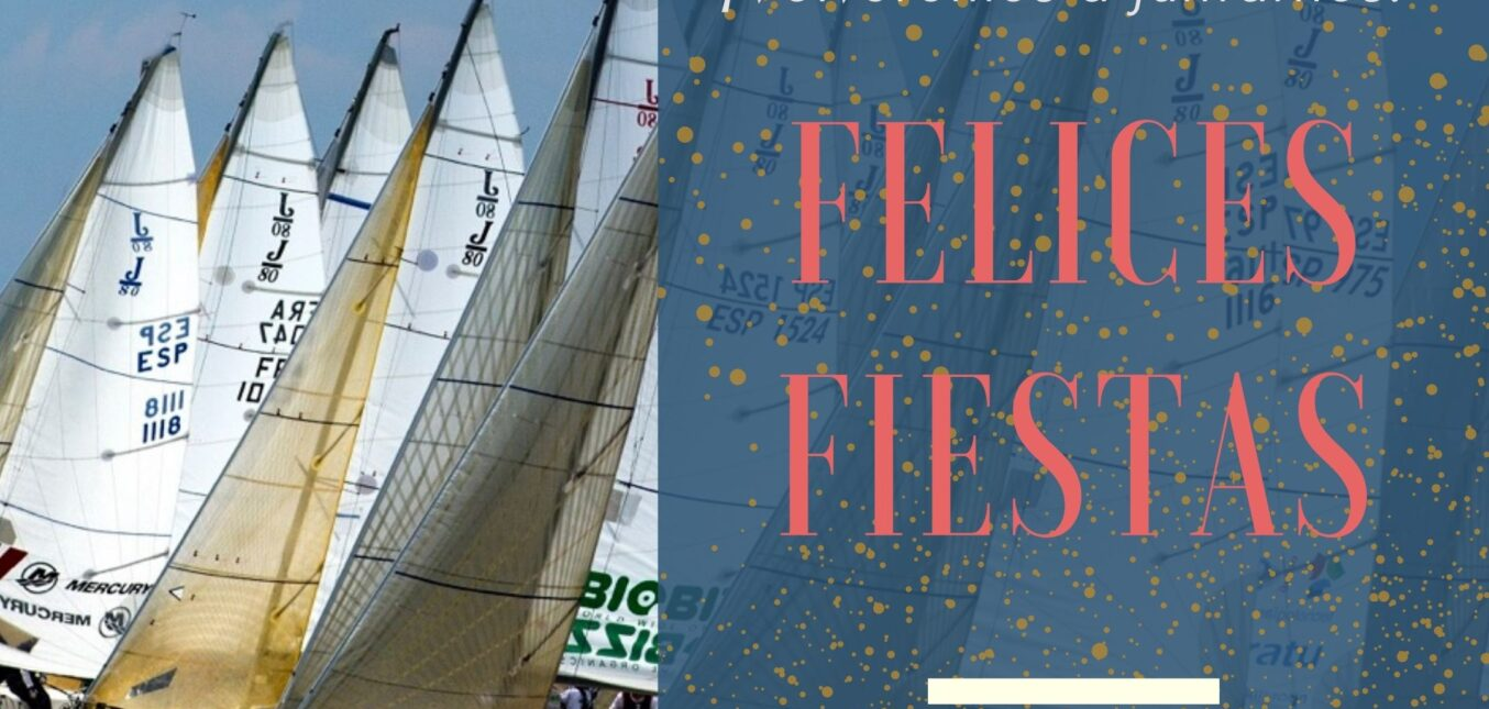 J80 España os desea Felices Fiestas