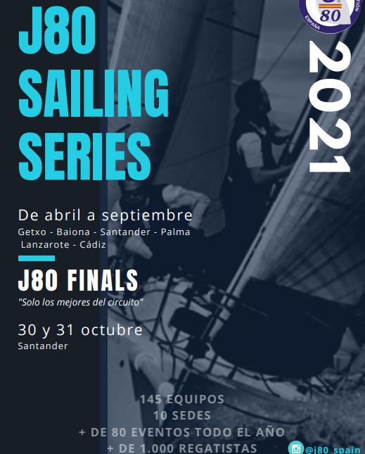 "Presentada la ""J80 Sailing Series & J80 Final"""