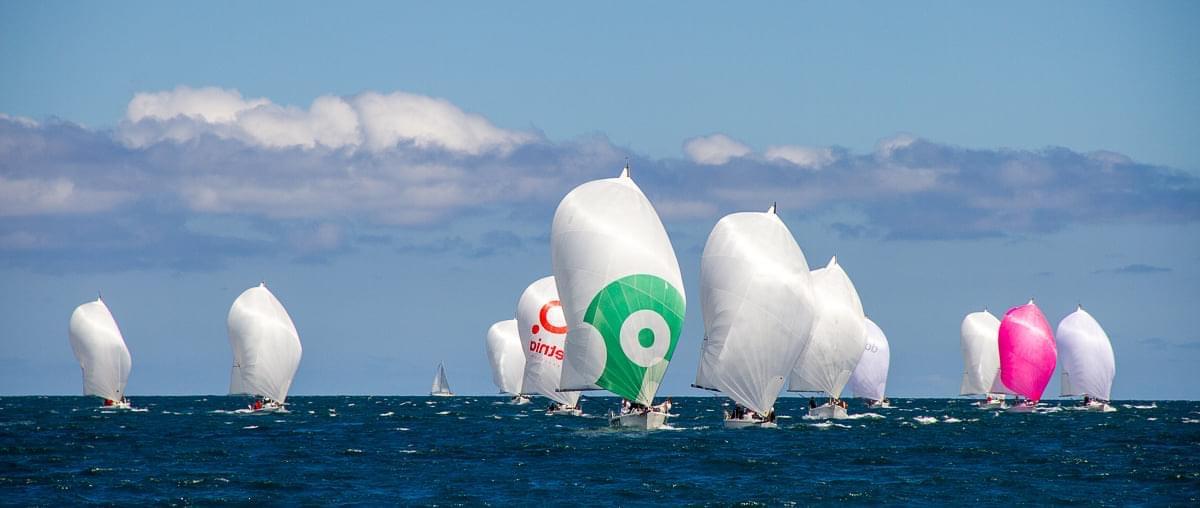 El «Biobizz» se adjudica en el Abra el Campeonato de Euskadi de J80